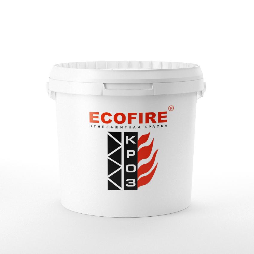 ECOFIRE (R45) огнезащитная краска