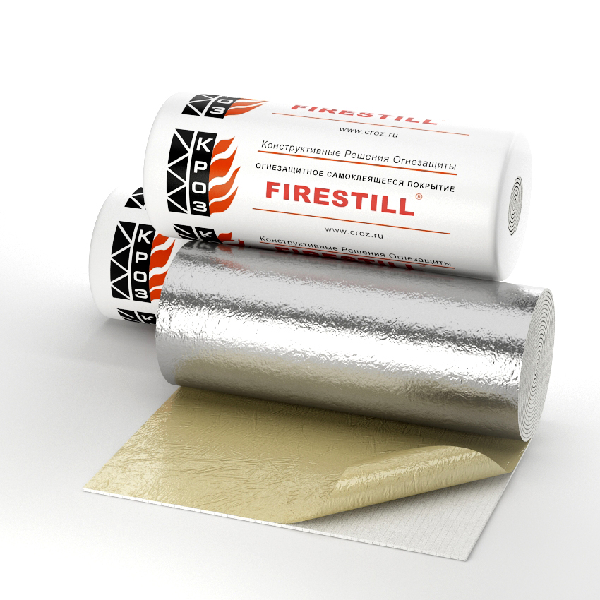 Firestill EI60 самоклеящийся материал
