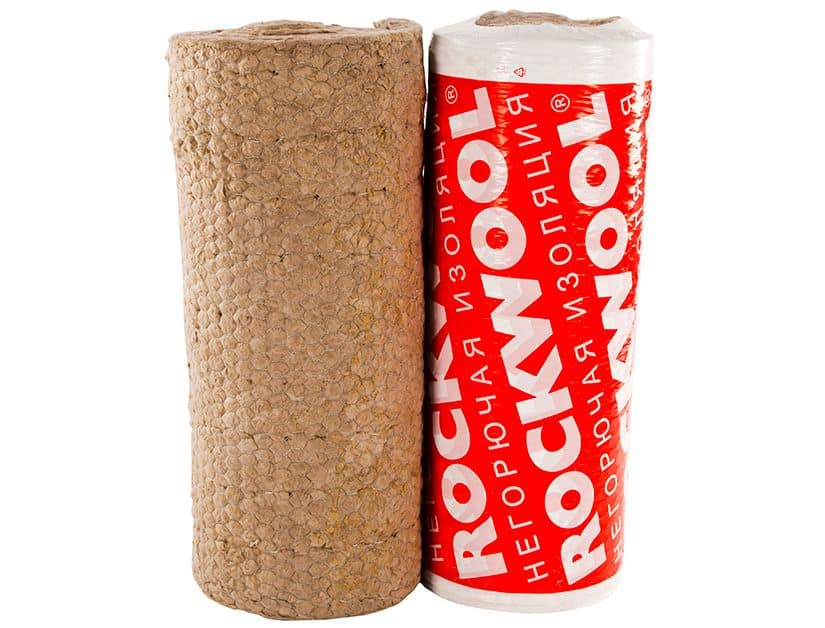 ROCKWOOL WIRED MAT 80 - 60 мм