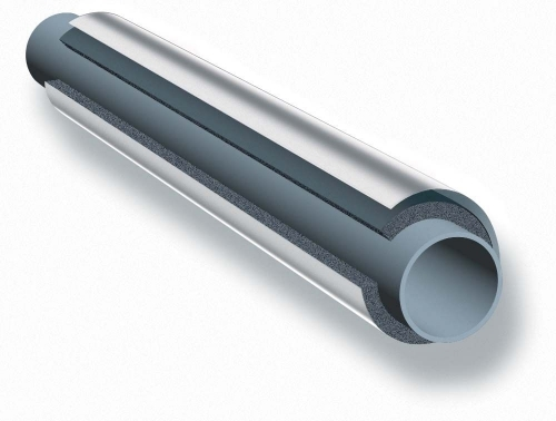 Трубки K-Flex Solar HT AL CLAD толщина 13мм диам.15мм