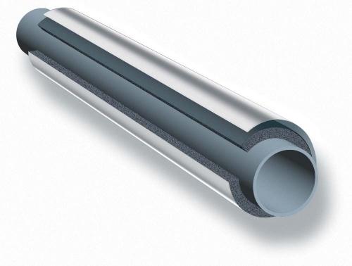 Трубки K-Flex ST IN CLAD толщина 25мм диам.18мм