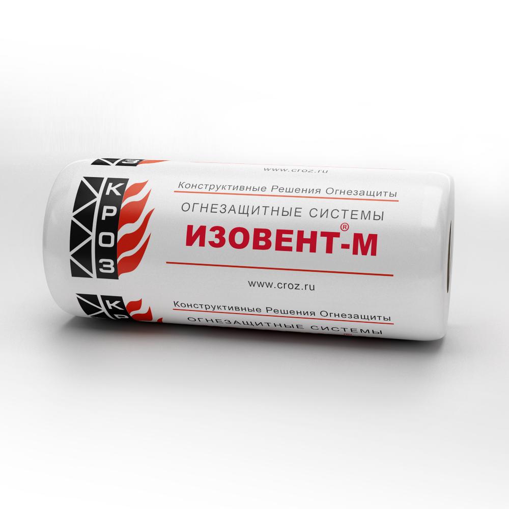 Изовент-М (R150) огнезащитное покрытие