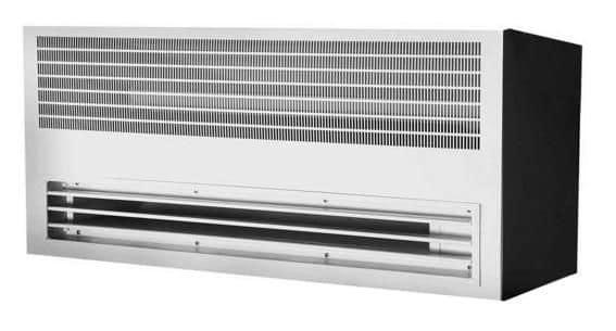КЭВ-12П303Е тепловая завеса Тепломаш серии 300