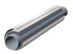 Трубки K-Flex Solar HT IC CLAD SR толщина 25мм диам.18мм