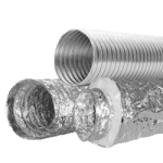 Воздуховод гибкий неизолированный АЛ 160