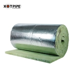 Ламельный мат XOTPIPE плот.50кг/м.куб., толщ.25мм